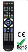 RM Series Reemplazo mando a distancia para SEG LED-BLU-TV BARCELONA 66