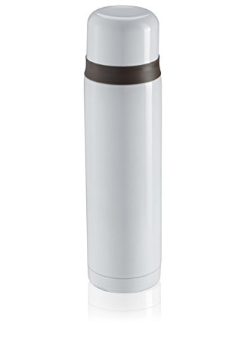 Leifheit 28524 Isolierfl. Coco 1,0 L weiß