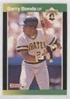 Barry Bonds (Baseball Card) 1989 Donruss Baseball's Best - Box Set [Base] #73