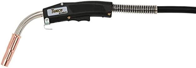 WM250X-15-4045 Tweco 250 Amp 15 ft Mig Gun (Euro Back End) Part# 1027-1057