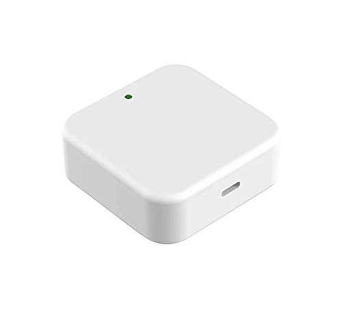 Smart Hub, WiFi Smart Gateway for InteTrend Smart Bluetooth Lock to Reach for Remote Control, Compatible with TTLock App Locks, Compatible with Alexa