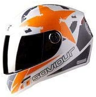 saviour motorbike helmet gtx crona full face (ORANGE)