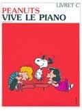 VAN DE VELDE EDISON JUNE - PEANUTS - VIVE LE PIANO VOL.C - PIANO