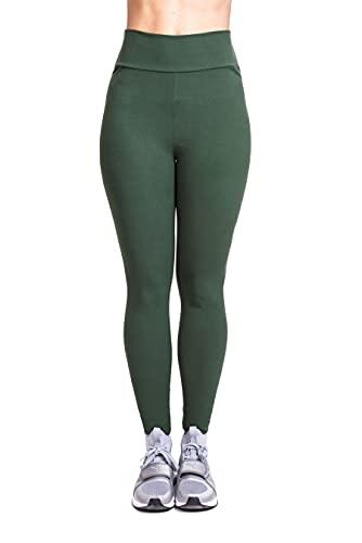 Pantalones de Adelgazantes Mujer Leggins Reductores Adelgazantes Leggings Pantalones de Yoga Tie-Dye Anticeluliticos Cintura Alta Mallas Fitness Push Up para Deporte Mallas Pantalones,Olive green,XXL
