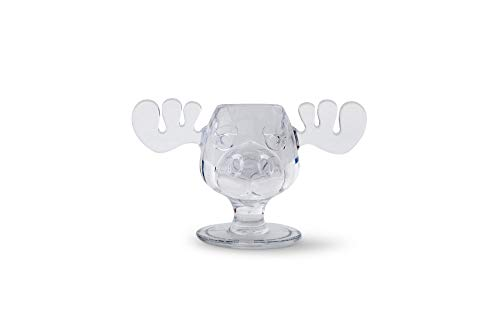 ICUP Christmas Vacation Marty Moose Molded Acrylic 1.5 Ounce Shot Glass