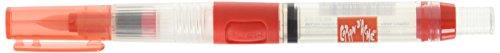 Caran d'Ache - Brocha con depósito de agua, color rojo