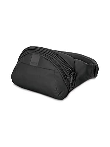 PacSafe Metrosafe LS120 anti-theft hip pack Gürteltasche, 28 cm, 2 liters, Schwarz (Black...