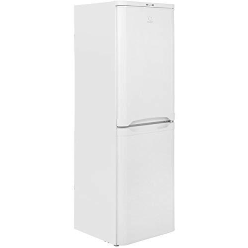 Indesit 234 Litre Freestanding Fridge Freezer 50/50 Split A+ Energy Rating 55cm Wide - White