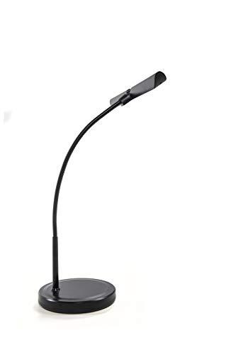 Navarra Pianolampe 18 LED schwarz