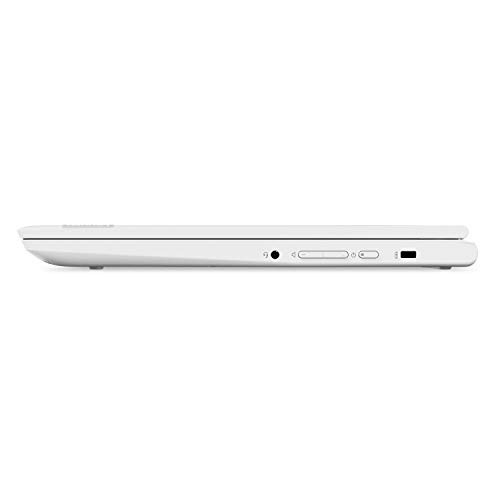 Product Image 6: Lenovo Chromebook C330 2-in-1 Convertible Laptop, 11.6-Inch HD (1366 x 768) IPS Display, MediaTek MT8173C Processor, 4GB LPDDR3, 64 GB eMMC, Chrome OS, 81HY0000US, Blizzard White
