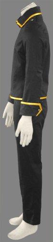 『BS343 銀魂-ぎんたま コスプレ衣装 cosplay ♥真選組(しんせんぐみ) 2点セット ★CV-057-C04 (L)』の2枚目の画像
