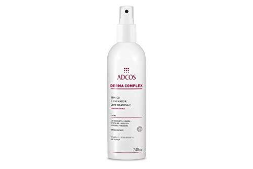 Adcos Derma Complex Tônico Iluminador com Vitamina c 240ml