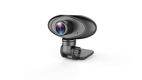 Rii Webcam 1080P Full HD, PC Cámara Web de Alta Definiciócon Micrófono Reductor de Ruido y Corrección de iluminación Automática USB Plug and Play, para PC, Portátil