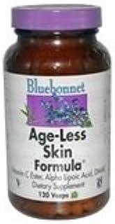 Age-Less Skin Formula by Bluebonnet 120 Vegetarian Capsules