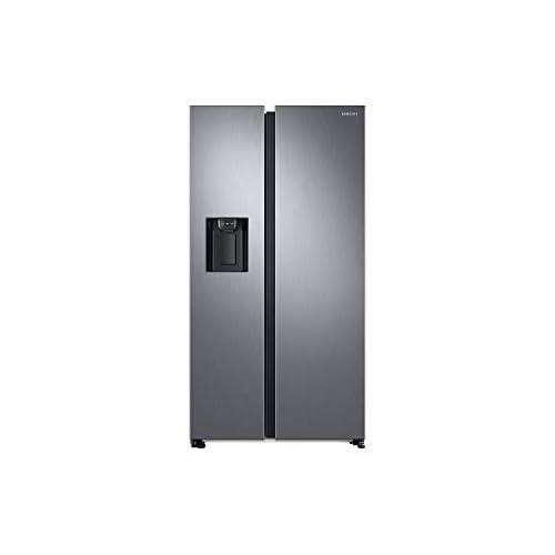 Samsung Elettrodomestici RS68N8322S9/EF Frigorifero Side By Side 617 L, Metal Inox,