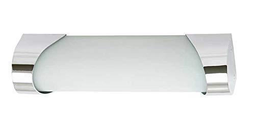 LED Wandleuchte Spiegelleuchte Briloner Splash 2098-018 Badlampe Glas