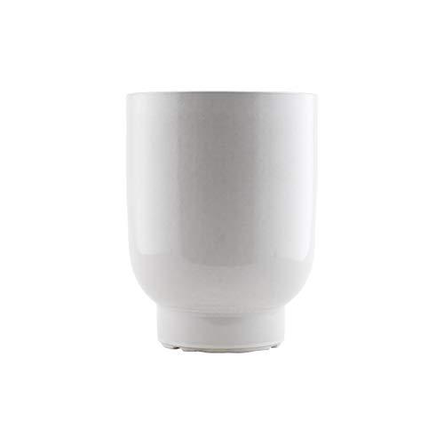 House Doctor Pot de Fleurs Blanc 20 x 20 cm