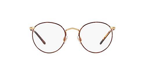 Ralph Lauren POLO 0PH1179 Monturas de gafas, Gold/Havana Rims, 51 para Hombre