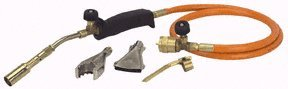 Harbor Freight Tools Propane Torch with Three Burners