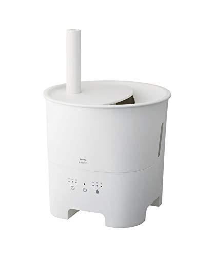 BRUNOアロマ加湿器人気おしゃれホワイトブルーノ超音波アロマ加湿器POTMISTBOE078-WH