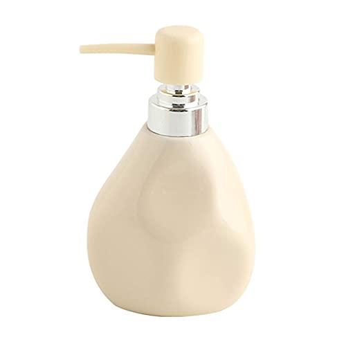 Economico Dispenser di sapone controsoffitto Macaron Color Bottiglia in ceramica Lozione Lozione Gel Doccia Shampoo Imbottigliamento dell acqua, Dispenser di sapone anziano, Pompa ricaricabile commerc