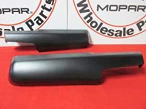 Mopar RAM 1500 2500 3500 Right & Left Side Trailer Tow Mirror Front Arm Cover