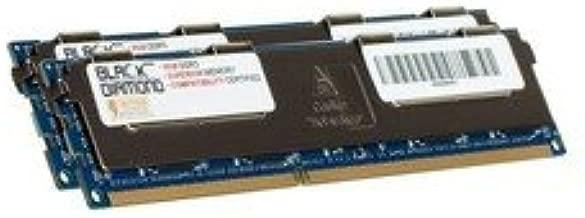 16GB 2X8GB Memory RAM for Compaq ProLiant DL360 G6, DL360e Gen8, DL360p Gen8, DL370 G6, DL380e Gen8 Black Diamond Memory Module 240pin PC3-12800 1600MHz DDR3 ECC Registered RDIMM Upgrade
