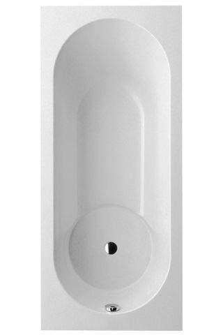 Villeroy & Boch Badewanne Rechteck Libra 170x75cm weiß (alpin), UBQ170LIB2V-01