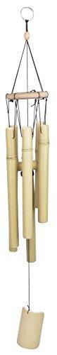 Esschert Design Carillon en Bambou