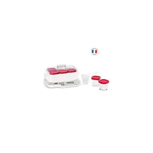 SEB YG660100 yogurtiera 0,84 L Fiocchi di latte, Dessert a base di...