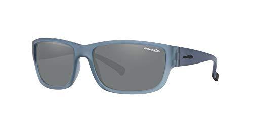 Arnette 0AN4256 Gafas de sol, Matte Transparente Blue, 62 para Hombre