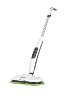 Gladwell Cordless Electric Mop, 3 in 1 Spinner, Scrubber and Waxer Quiet and...