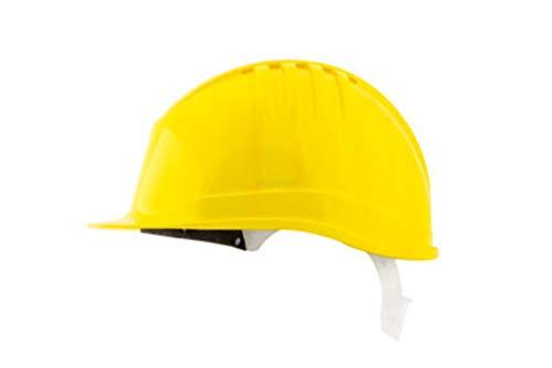 Casco BBU® Safety SP3000 sin ajustar, color amarillo