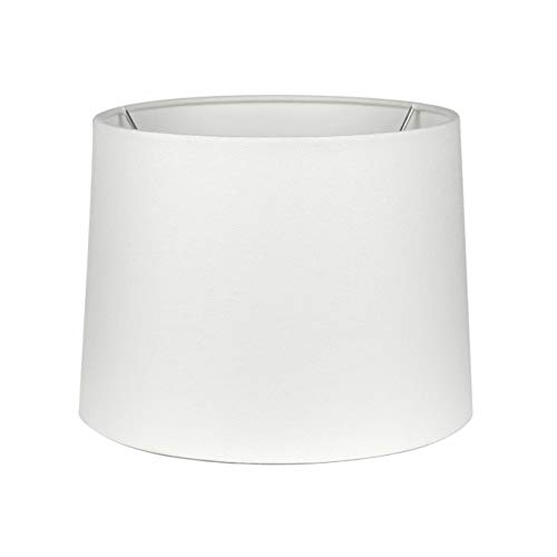 Uno Fitter Small Off White Fabric Lampshade 9