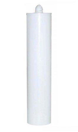 Dichtstoff Klebstoff 1K 310ml Leerkartusche weiß