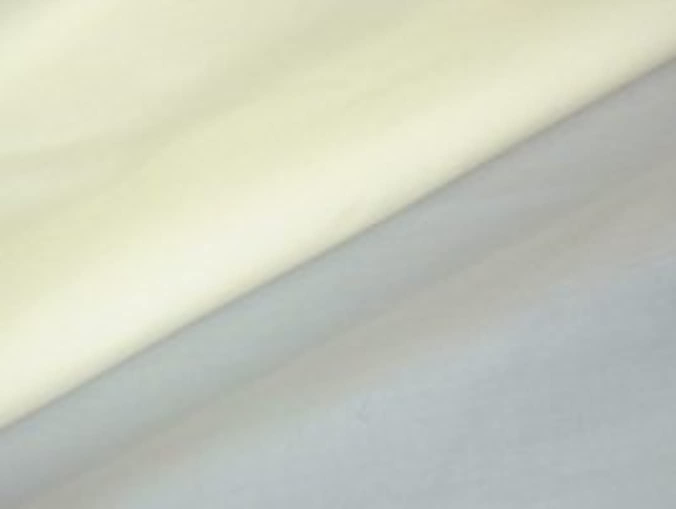 マントル独特のアンビエント【日本製】オリジナル 高密度織り 掛カバー 超長綿100%?395本/インチ平方 (230x210cm, クリーム)