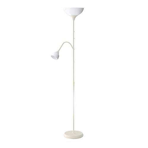 Encabezado Doble Salón Dormitorio Lámparas de pie Lámpara de Lectura Decoración Moderna del Estilo de la lámpara de Escritorio llevada Arte Industrial Lámparas de pie Lámparas de pie