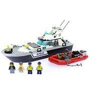 Building Set LEGO City 60129Police Patrol Boat
