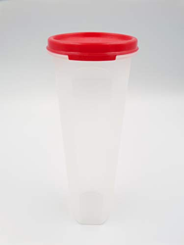 Tupperware Spaghetti Dispenser Red Seal (DESIGN 1, 1)