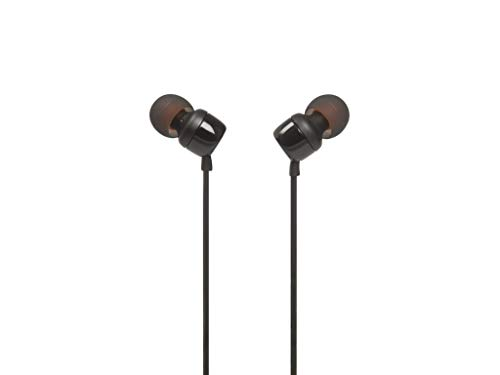 JBL T110 In-Ear Headphone with One-Button Remote