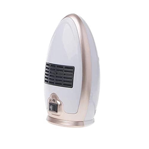 Minicalefactor eléctrico, portátil, controlado y portátil, te da el mismo calor que...