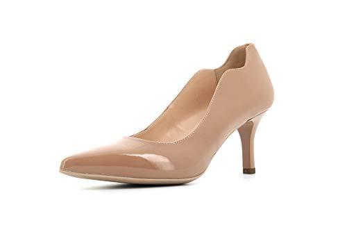 NERO GIARDINI scarpe donna decolleté E011081DE/626 taglia 38 Nudo
