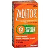 Zaditor Eye Itch Relief Drops 5 Ml  Pack 2