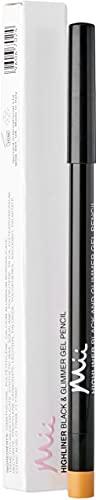 Mii Cosmetics Mystic Deep Highliner – Glimmer Gel Eye Pencil – Gold