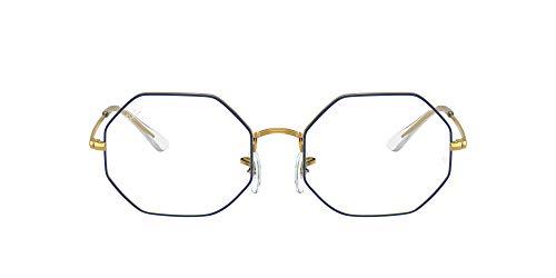 Ray-Ban VISTA 0RX1972V Gafas, 3105, 51 Unisex Adulto