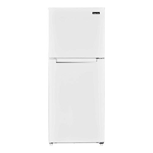 Magic Chef HMDR1000WE 10.1 cu.ft. top Freezer/Refrigerator, White