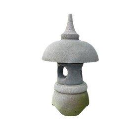 """Figura de piedra """"Yuuki"""" – Farol japonés para el jardín"""
