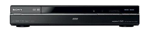 Sony RDR-HXD790 HDD DVD Recorder Registratore DVD Nero