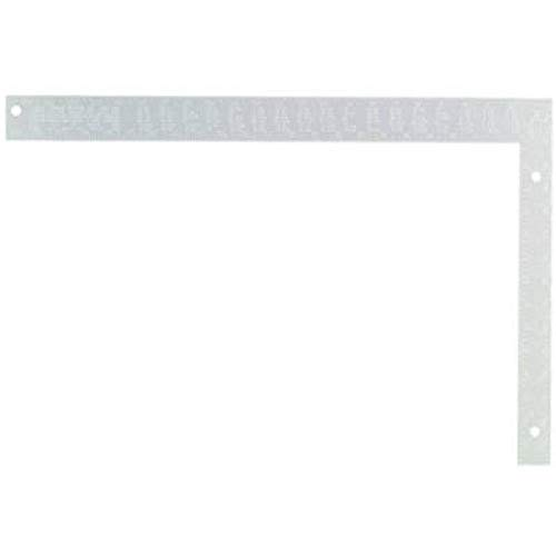 Johnson Level & Tool CS5 16-Inch x 24-Inch Aluminum Framing Square