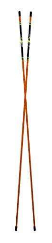 MVP Sport Golf Alignment Rods (MorodZ) Training Aid 2-Pack (Orange)
